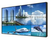 46_inch_fhd_4k_lcd_display_multi_screen_video_strong_style_color_b82220_wall_strong_support_video_audio_images
